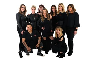 Sport Clips Artistic Team 2018